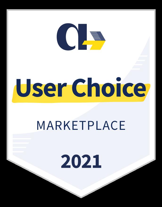 User choice logiciels marketplace de services