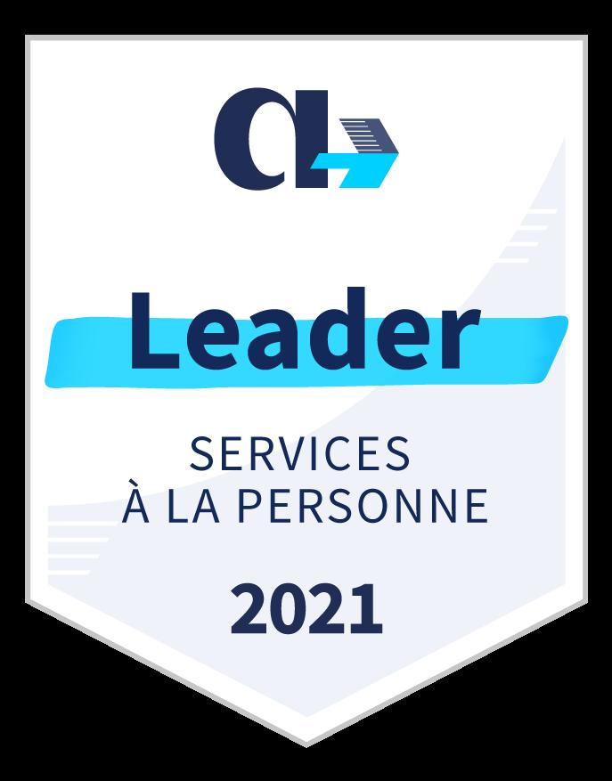 Leader logiciels de services à la personne