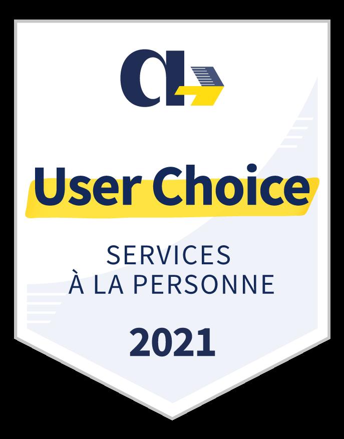 User choice logiciels de services à la personne